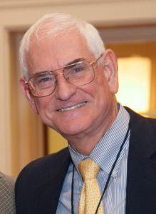 Dr. John Campbell headshot